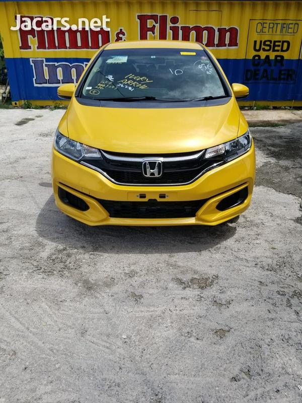 Honda Fit 1,3L 2019-1