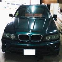 BMw X5 3,0L 2001