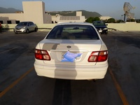 Nissan Sylphy 1,6L 2002