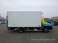 2009 hino Dutro freezer truck