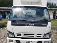 Isuzu Box Body Truck 4,0L 2008