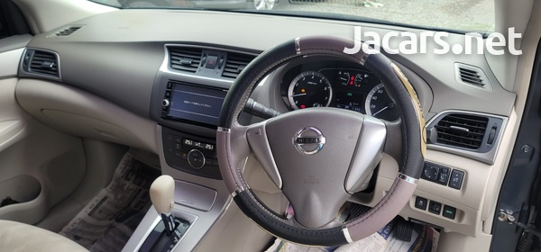 Nissan Sylphy 1,5L 2018-7