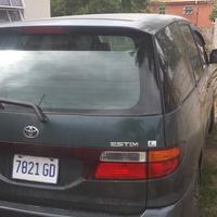Toyota Estima 2,4L 2003