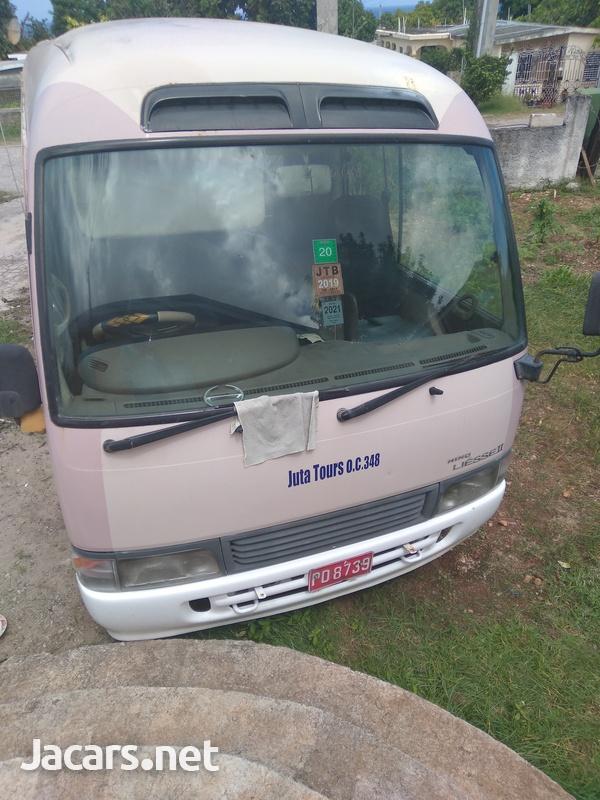 Toyota Coaster Bus2000-8