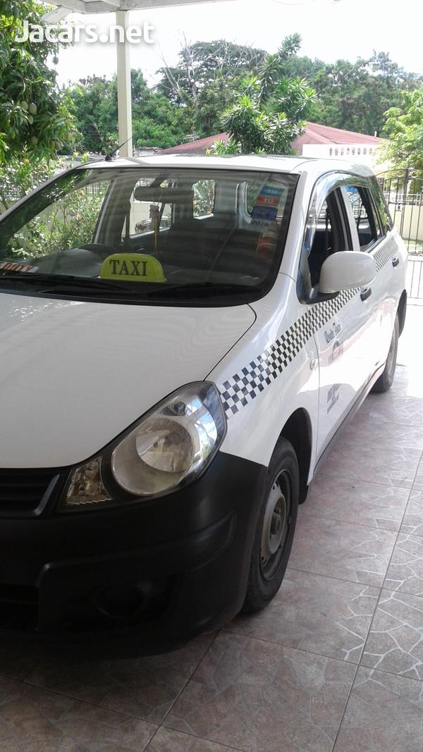 Nissan AD Wagon 5,0L 2013-4
