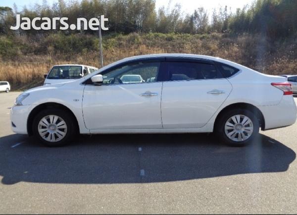Nissan Sylphy 1,8L 2014-2
