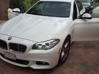 BMW 5-Series 2,8L 2016