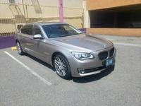 BMW 7-Series 2,0L 2013