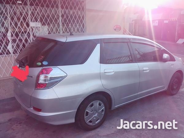 Honda Fit Shuttle 1,5L 2015-4