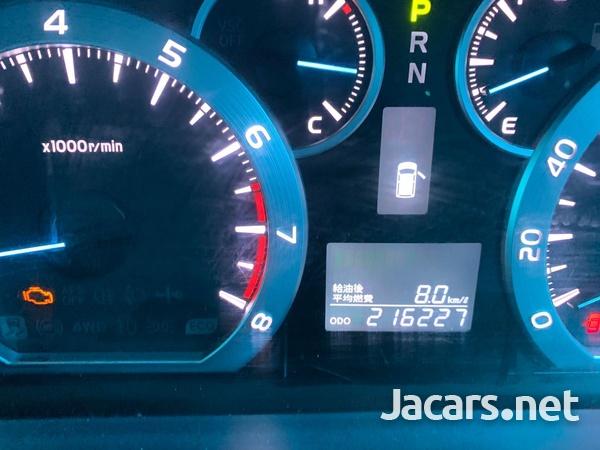Toyota Alphard 2,0L 2011-11