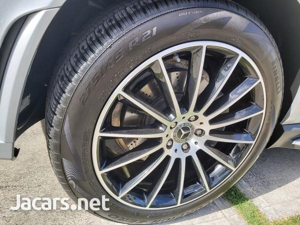 Mercedes-Benz GLE-Class 2,0L 2020-7