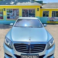 Mercedes-Benz S-Class 5,0L 2014