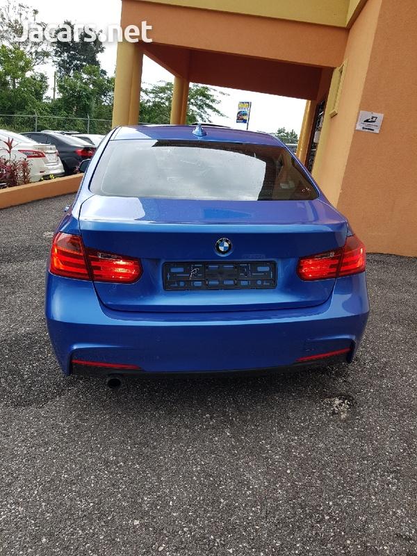 BMW 3-Series 1,6L 2014-8