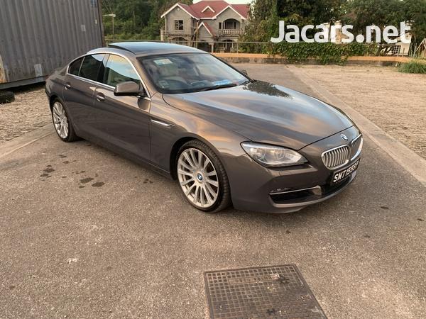 BMW 6-Series 4,4L 2012-2