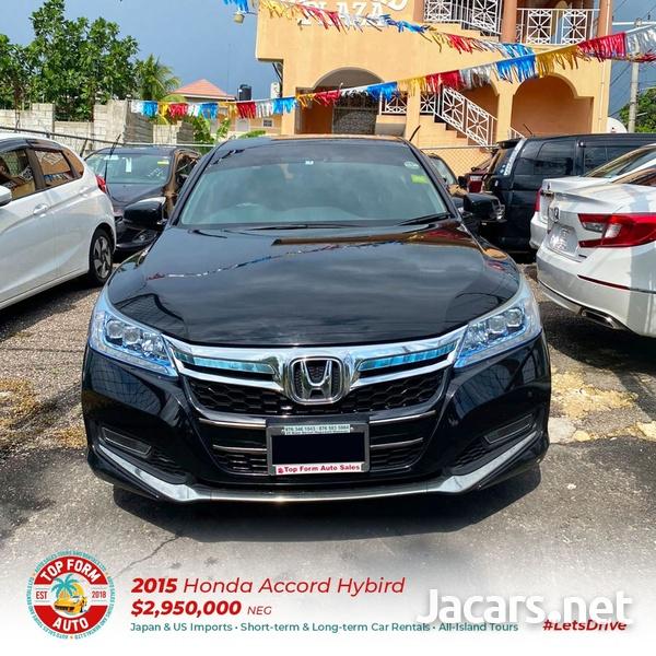 Honda Accord 2,0L 2015-1