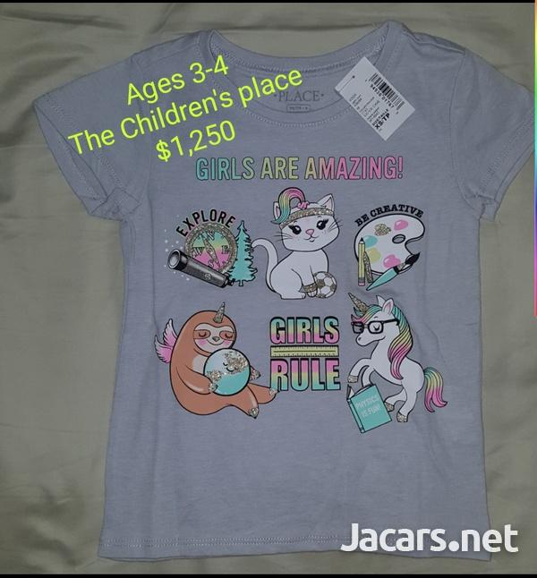 Brand new kids T-shirts-4