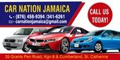 Car Nation Jamaica