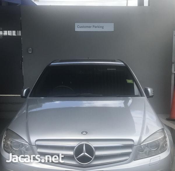 Mercedes-Benz C-Class 2,0L 2011-7