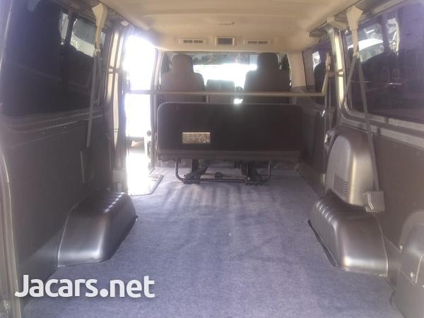 White Carvan 5,5L 2013-2
