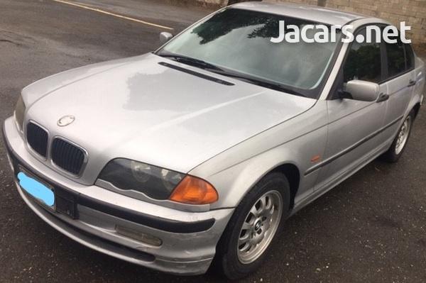 BMW 3-Series 2,0L 2001-1