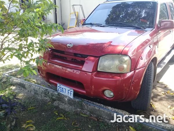 Nissan Frontier 2,0L 2001-8