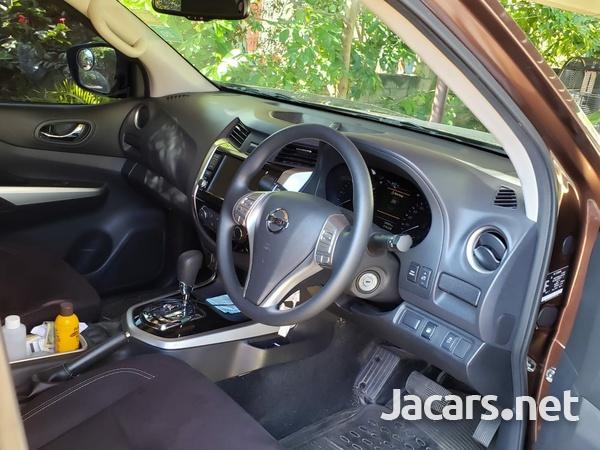 Nissan Frontier 2,5L 2020-9