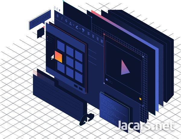 Website design, Hosting service and Logo Design-4