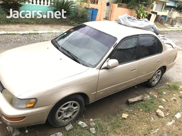 Toyota Corolla 1,5L 1993-3