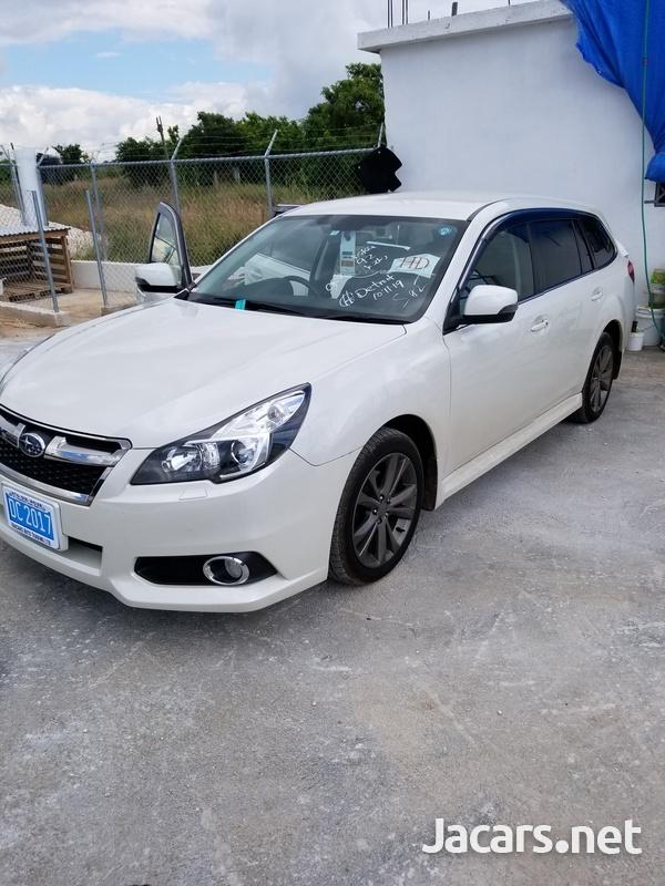 Subaru Legacy 2,5L 2014-2