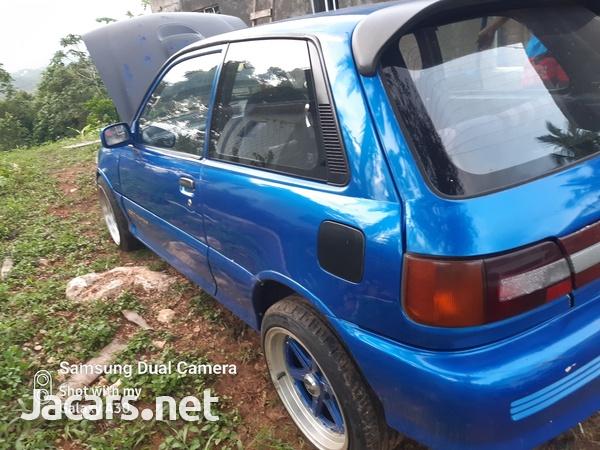 Toyota Starlet 1,5L 1991-6
