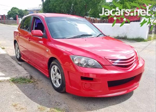 Mazda 3 1,6L 2006-2