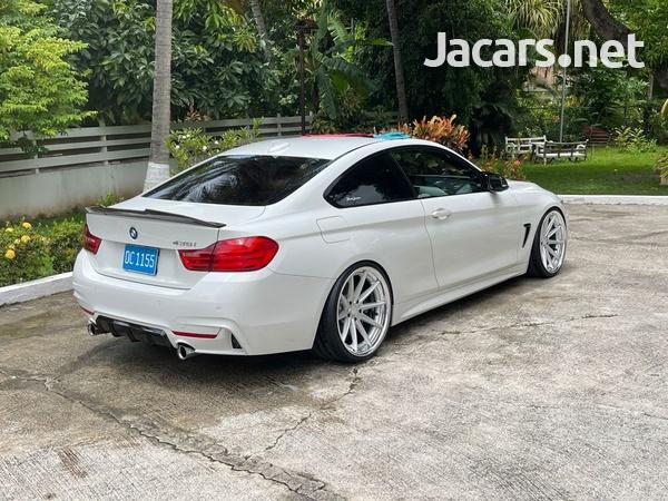 BMW 4-Series 3,0L 2015-4