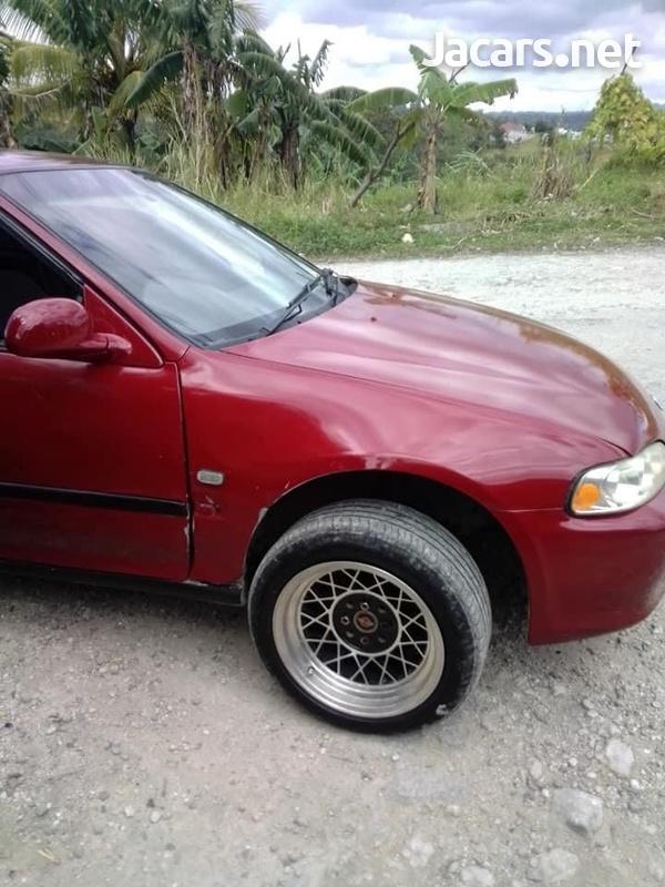 Honda Civic 1,7L 1995-5