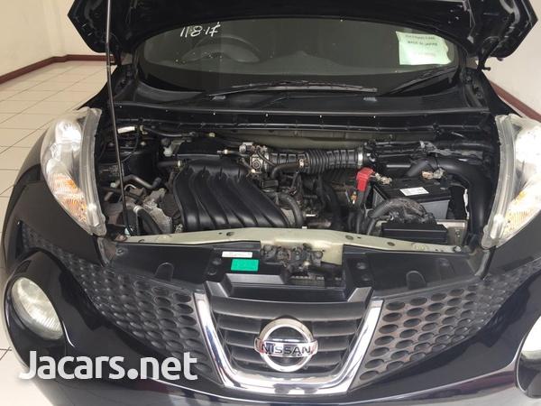 Nissan Juke 1,5L 2012-5