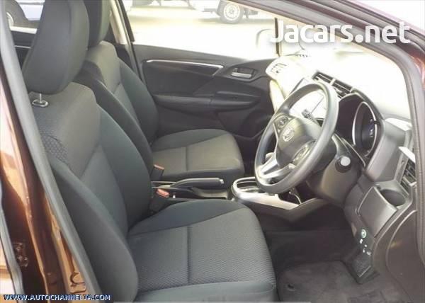 Honda Fit 1,3L 2018-3