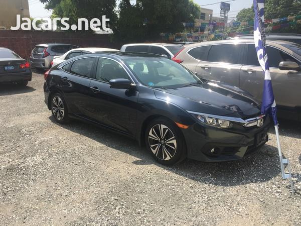 Honda Civic 1,5L 2018-9