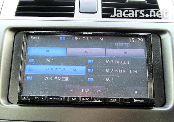 Toyota Fielder 1,5L 2012-11