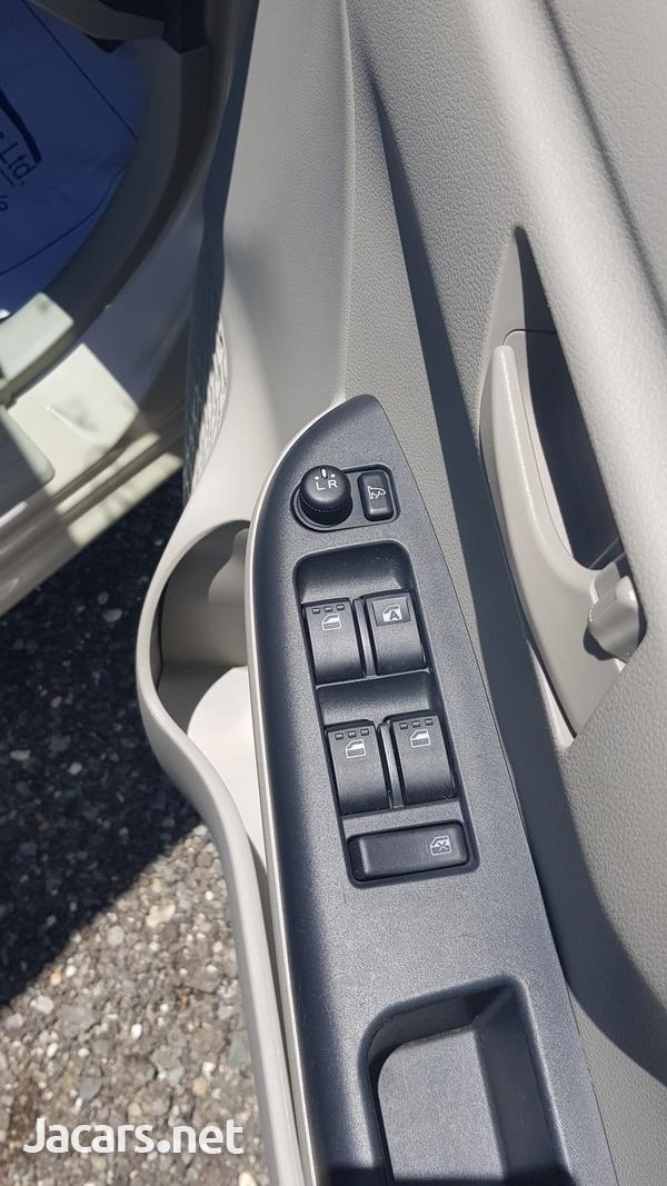 Toyota Passo 1,0L 2016-7