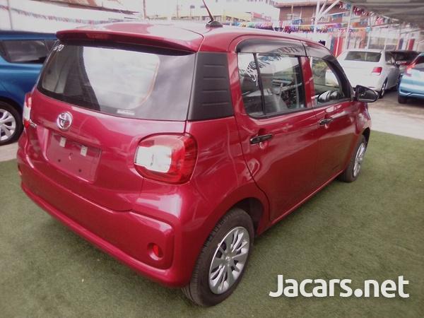 Toyota Passo 1,0L 2017-5
