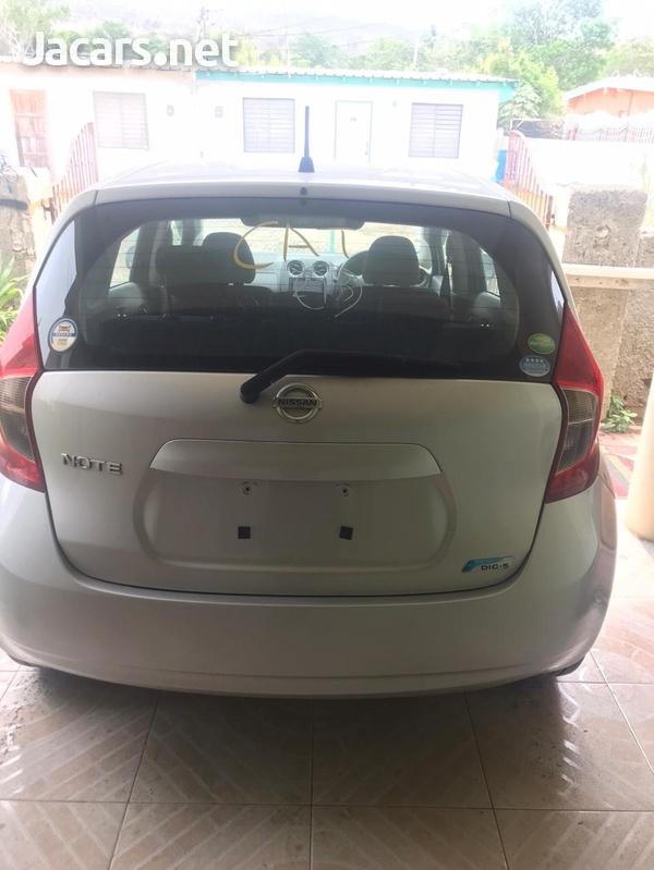 Nissan Note 1,2L 2011-3