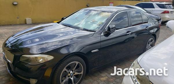 BMW 5-Series 2,9L 2012-3