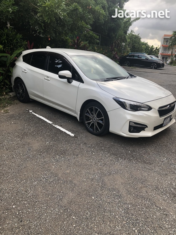 Subaru Impreza 2,0L 2017-6