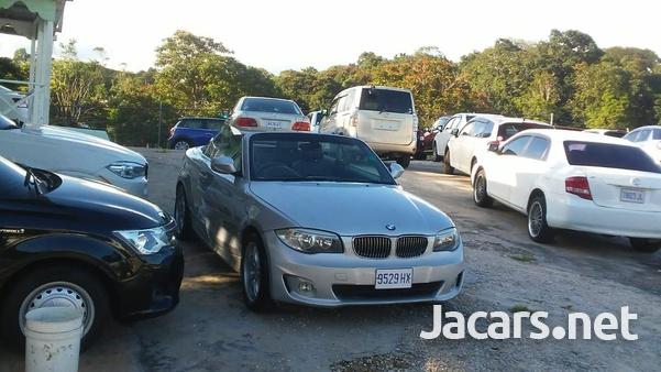 BMW 1-Series 2,0L 2012-2
