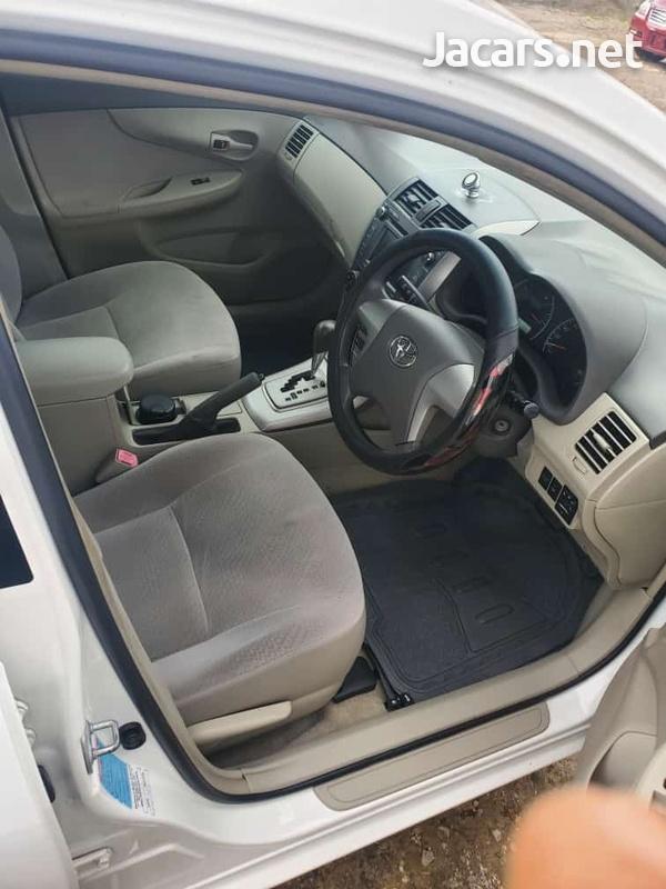 Toyota Axio 1,5L 2010-2
