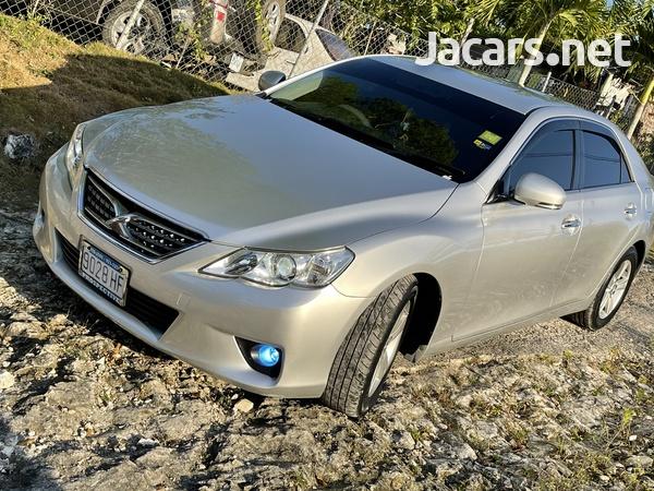 Toyota Mark X 2,1L 2012-14
