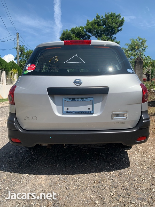 Nissan AD Wagon 1,5L 2016-12