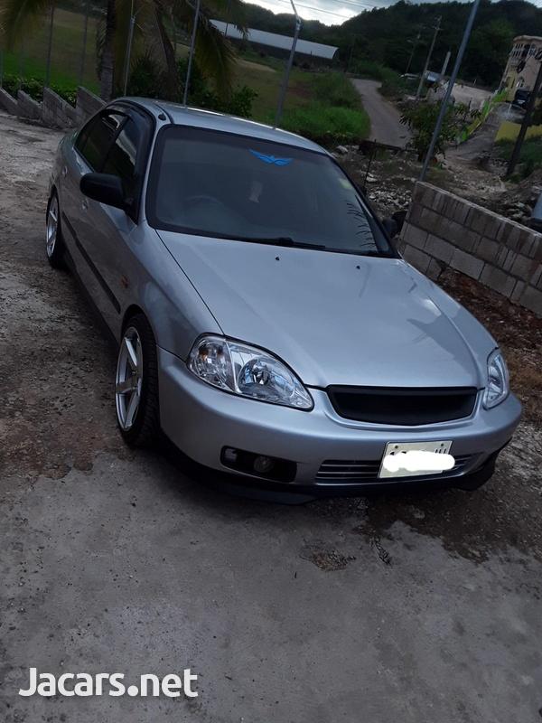 Honda Civic 1,6L 1998-8