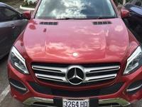 Mercedes-Benz GLE-Class 2,2L 2016