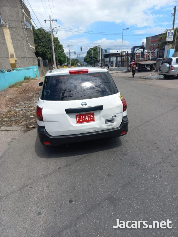 Nissan AD Wagon 0,5L 2012-3