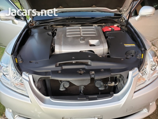 Toyota Crown 3,5L 2012-5